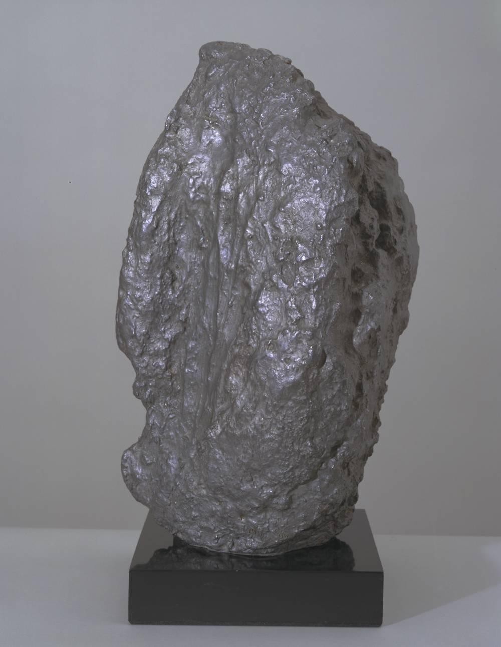 Head of a Hostage 1943-4 by Jean Fautrier 1898-1964